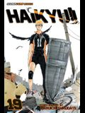 Haikyu!!, Vol. 19, Volume 19: Moon's Halo
