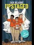 Upstaged (Zack Delacruz, Book 3), 3