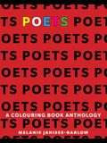 Poets: A Colouring Book Anthology