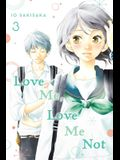 Love Me, Love Me Not, Vol. 3, Volume 3