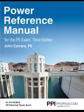 Ppi2pass Power Reference Manual for the Pe Exam, 3rd Edition (Hardcover) - Comprehensive Reference Manual for the Ncees Pe Electrical Power Exam