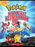 Alola Deluxe Activity Book (Pokémon)
