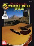 60 Hot Licks for Western Swing Guitar