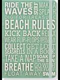 Beach Rules Journal