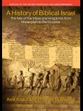 A History of Biblical Israel: The Fate of the Tribes and Kingdoms from Merenptah to Bar Kochba