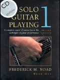 Solo Guitar Playing, Third Edition Book 1 - with CD (Classical Guitar)