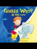 Guess Who? At the Zoo (Giant Lift-The-Flaps Book)