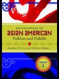 Encyclopedia of Asian American Folklore and Folklife, 3-Volume Set