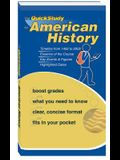 The Quickstudy for American History