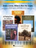Drivers License, Willow & More Hot Singles: Pop Piano Hits Series - Simple Arrangements for Students of All Ages: Pop Piano Hits Series