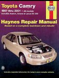 Toyota Camry, Avalon, Solara & Lexus Es 300 1997 Thru 2001 Haynes Repair Manual