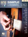 Simple Strumming Songs: Guitar Play-Along Volume 74
