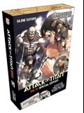 Attack on Titan 19 Manga Special Edition W/DVD [With DVD]