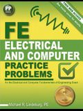 Ppi Fe Electrical and Computer Practice Problems, 1st Edition (Paperback) - Comprehensive Practice for the Fe Electrical and Computer Fundamentals of