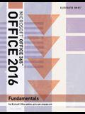 Illustrated Microsoft Office 365 & Office 2016: Fundamentals, Loose-Leaf Version