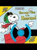 Snoopy Flies to the Rescue!: A Steer-The-Story Book
