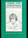 Home for Christmas: And Other Program Resources