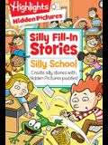 Silly School: Create Silly Stories with Hidden Pictures(r) Puzzles!