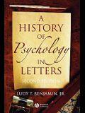 History Psychology Letters 2e