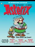 Asterix Omnibus #4: Collects Asterix the Legionary, Asterix and the Chieftain's Shield, and Asterix and the Olympic Games