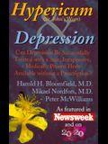 Hypericum (St. John's Wort) and Depression