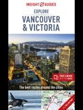 Insight Guides Explore Vancouver & Victoria (Travel Guide with Free Ebook)