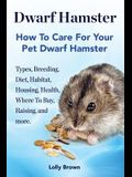 Dwarf Hamster: Types, Breeding, Diet, Habitat, Housing, Health, Where To Buy, Raising, and more.. How To Care For Your Pet Dwarf Hams