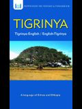 Tigrinya-English/ English-Tigrinya Dictionary & Phrasebook