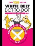 White Belt Dot-To-Dot
