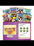Mathematics Readers for Kindergarten Set 1 Spanish (Nctm)