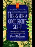 Herbs for a Good Night's Sleep