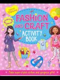 Pretty Fabulous Fashion and Craft Activity Book