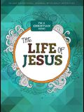 I'm a Christian Now: The Life of Jesus: 90-Day Devotional Journal