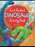 Fact-Packed Dinosaur Activity Book