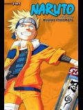 Naruto (3-In-1 Edition), Vol. 4: Includes Vols. 10, 11 & 12