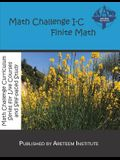 Math Challenge I-C Finite Math