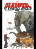 Deadpool by Posehn & Duggan: The Complete Collection Vol. 1