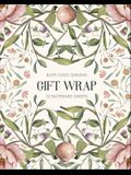 Gracelaced Gift Wrapping Papers: 12 Sheets of 18 X 24 Inch Wrapping Paper