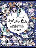 A Million Owls, Volume 4: Fine Feathered Friends to Color