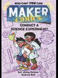 Maker Comics: Conduct a Science Experiment!
