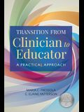 Transition from Clinician to Educator: A Practical Approach