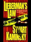 Lieberman's Law: An Abe Lieberman Mystery