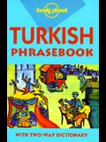 Lonely Planet Turkish Phrasebook 2/E