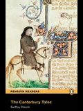 Canterbury Tales, The, Level 3, Penguin Readers (2nd Edition) (Pengin Readers, Level 3)