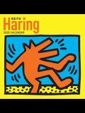 Keith Haring 2020 Wall Calendar