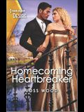Homecoming Heartbreaker: A Sassy Second Chance, Love Hate Romance