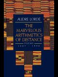 The Marvelous Arithmetics of Distance: Poems, 1987-1992