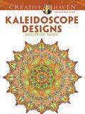 Creative Haven Kaleidoscope Designs Coloring Book