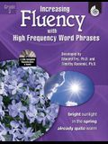 Increasing Fluency with High Frequency Word Phrases Grade 3 (Grade 3) [With 2 CDROMs]