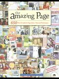 The Amazing Page: 650 New Scrapbook Page Ideas, Tips and Techniques [With CDROM]